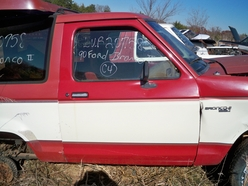 Lub Ford Bronco Ii Red Wht G B